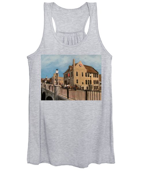 Cafe Hollander 2 Women's Tank Top