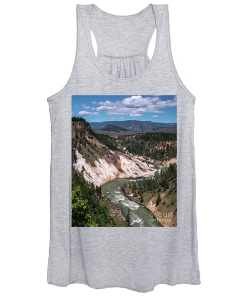 Calcite Springs Overlook  Women's Tank Top