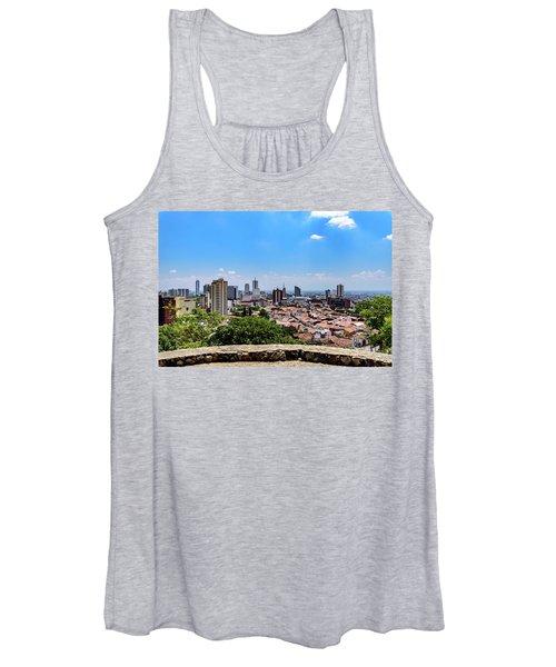 Cali Skyline Women's Tank Top