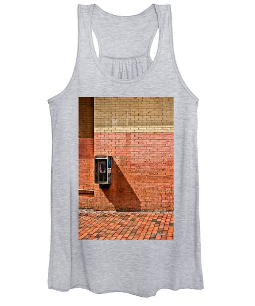 Call Me Women's Tank Top