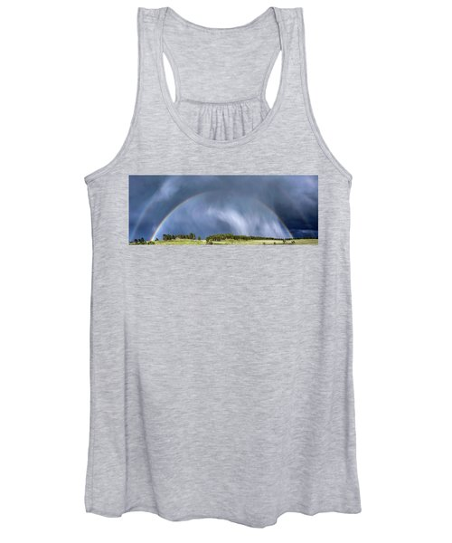 The Good In A Storm Women's Tank Top