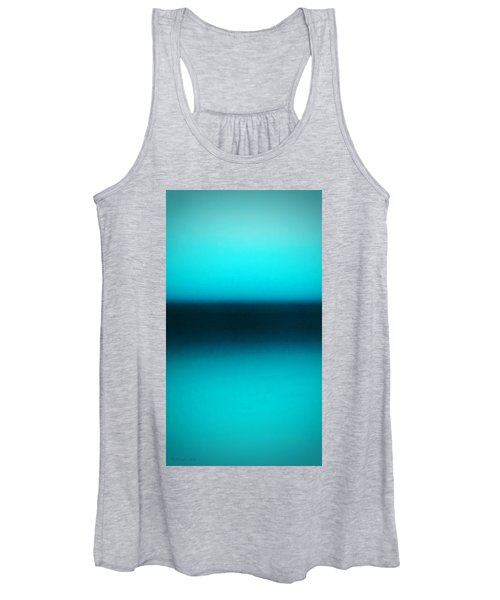 Calm Morning Women's Tank Top
