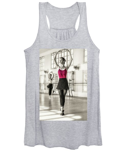 Camaguey Ballet 1 Women's Tank Top