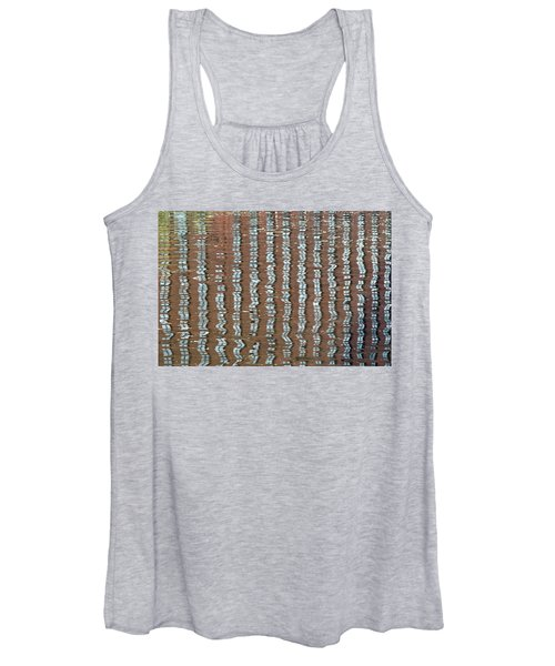 Canal Reflections 4 Women's Tank Top
