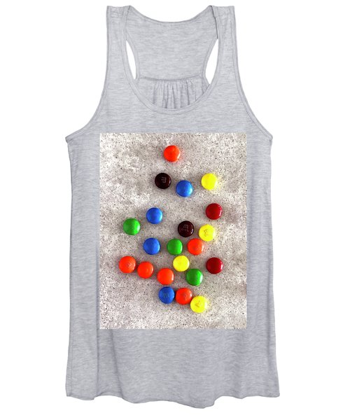Candy Counter Women's Tank Top