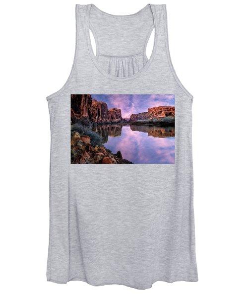 Canyonlands Sunset Women's Tank Top