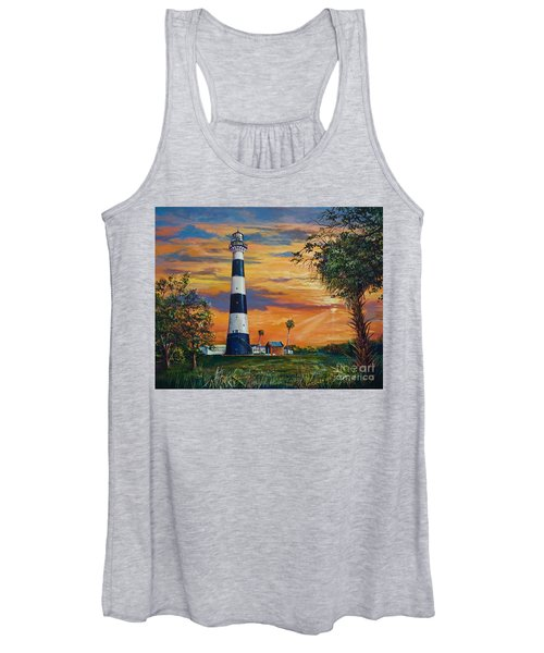 Cape Canaveral Light Women's Tank Top