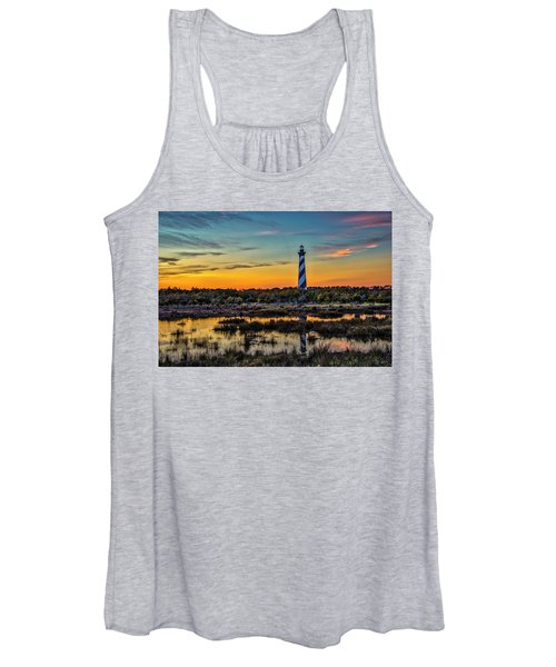 Cape Hatteras Lighthouse Women's Tank Top
