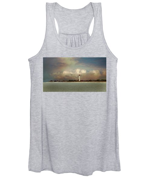Cape May Lighthouse II Women's Tank Top