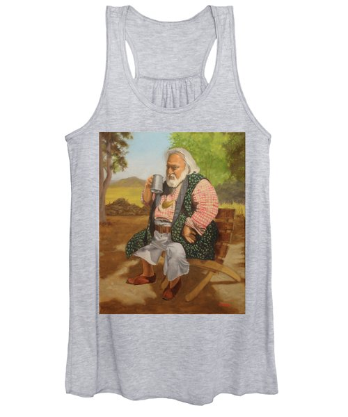 Captain Terry Women's Tank Top