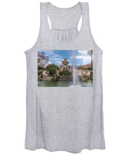 Cascada Monumental Women's Tank Top