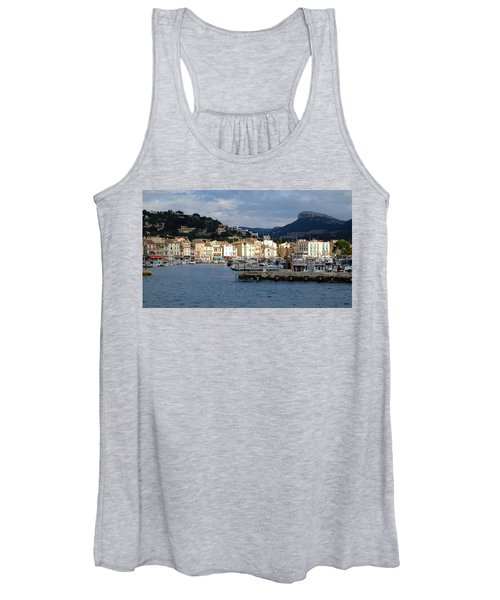 Cassis Town And Harbor Women's Tank Top