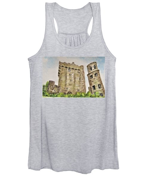 Castle Blarney Women's Tank Top