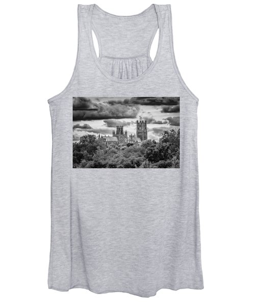 Cathedral From The North-east Women's Tank Top