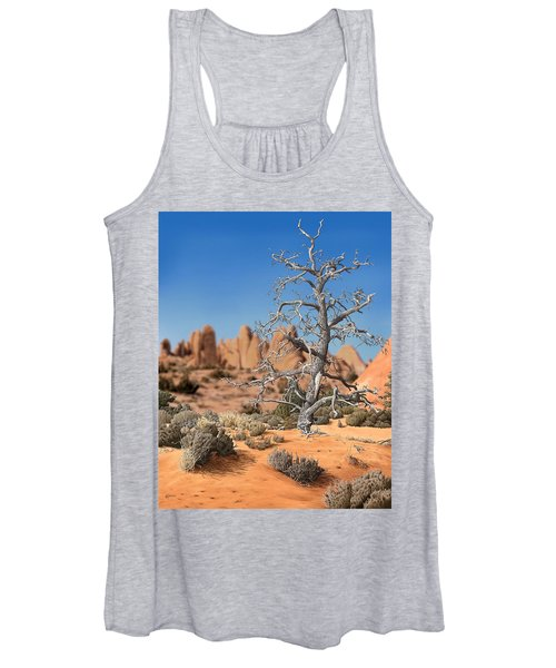 Caught In Your Dying Arms Women's Tank Top