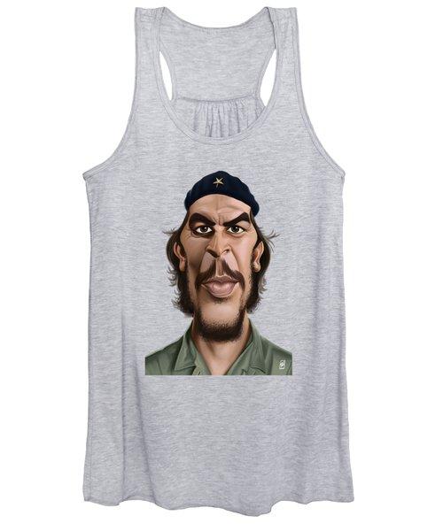 Celebrity Sunday - Che Guevara Women's Tank Top