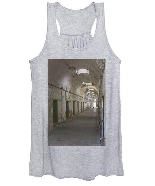 Cellblock Hallway Women's Tank Top
