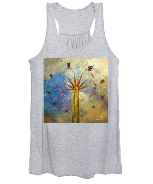 Centre Of The Universe Women's Tank Top