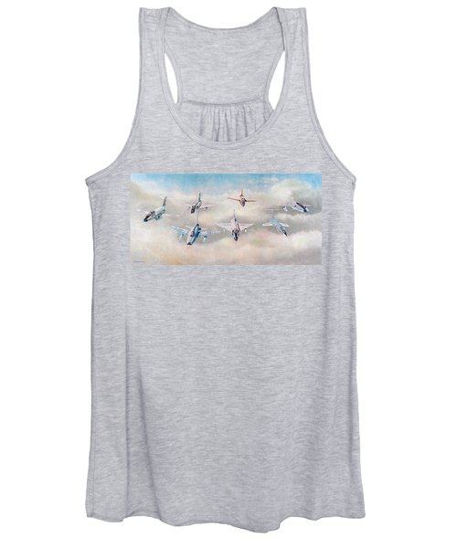 Century Series Fantasy Formation II Women's Tank Top