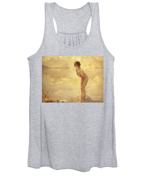 Chabas, September Morn Women's Tank Top