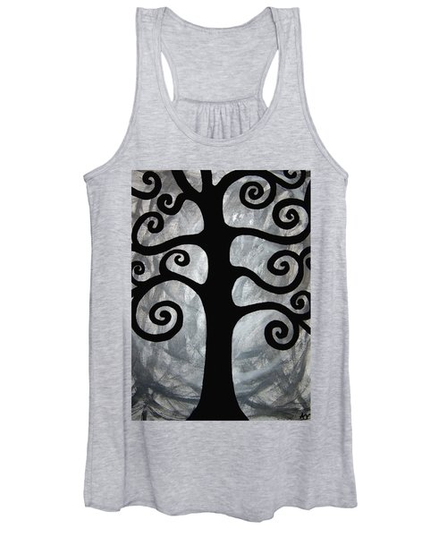 Chaos Tree Women's Tank Top
