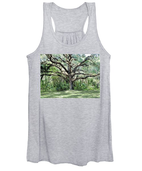 Chaotic Order Women's Tank Top