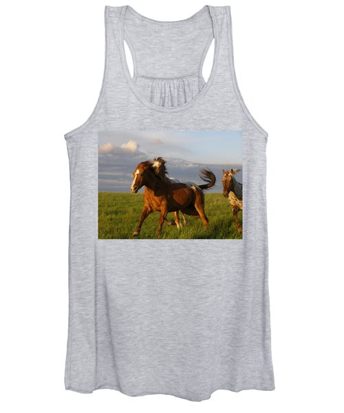 Chargers Women's Tank Top