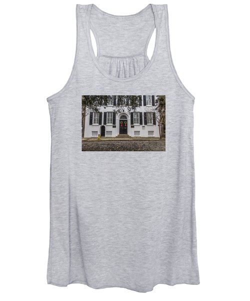 Charleston Doorway 3 Women's Tank Top