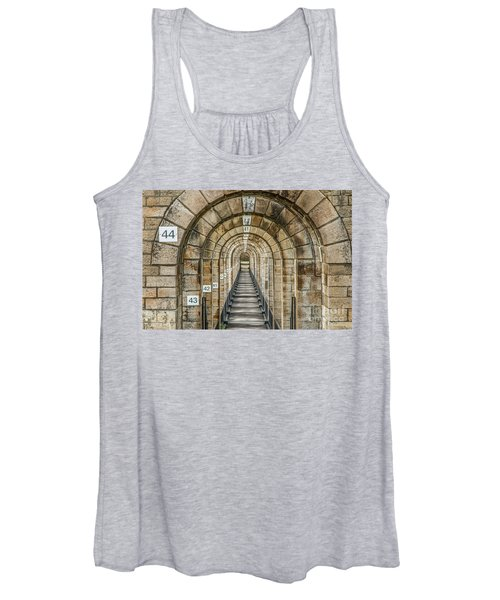 Chaumont Viaduct France Women's Tank Top