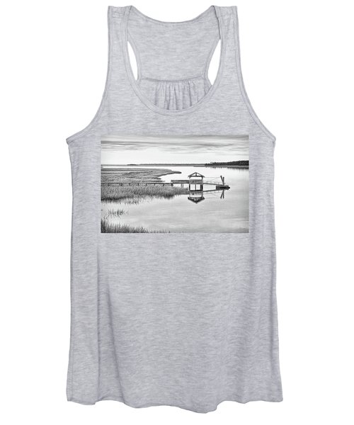 Chechessee Dock Women's Tank Top