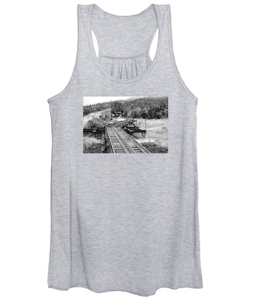 Checking The Rails Women's Tank Top