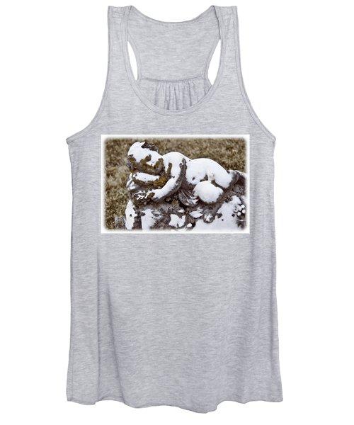 Cherub Stone Women's Tank Top