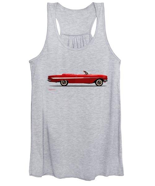 Chevrolet Impala Ss 409 Women's Tank Top