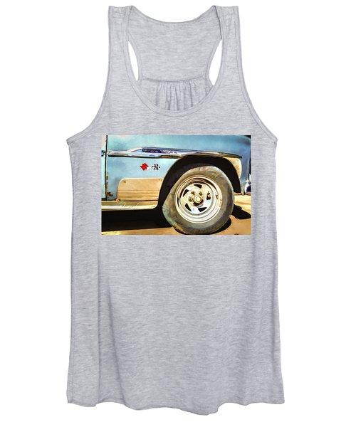 Chevy Deluxe Women's Tank Top