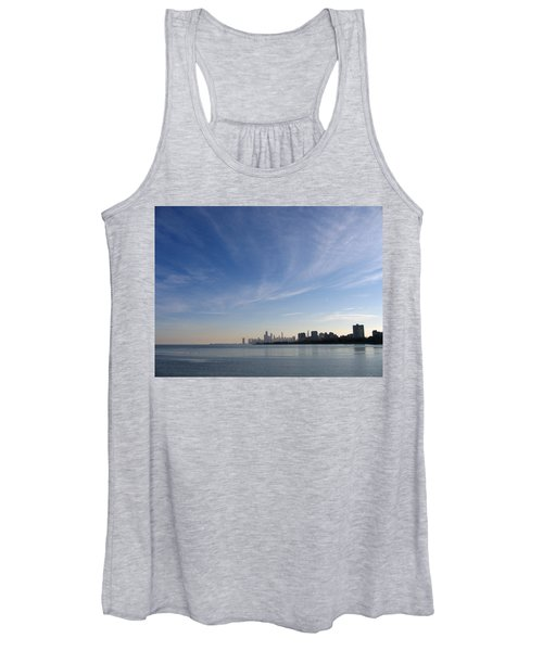 Chicago Skyline Women's Tank Top