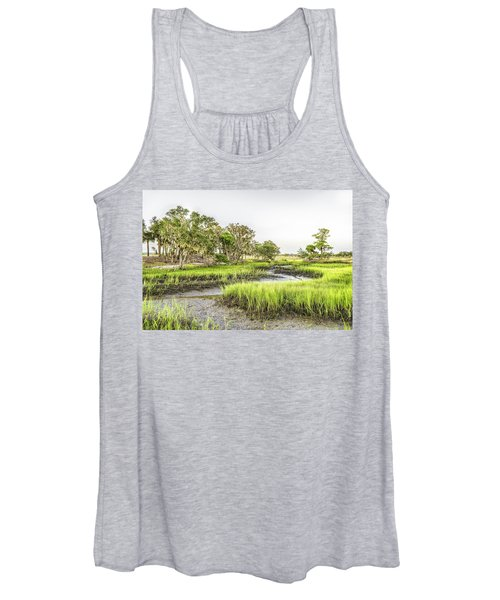 Chisolm Island - Low Tide Women's Tank Top