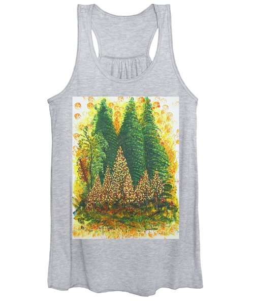 Christmas Is Coming Women's Tank Top