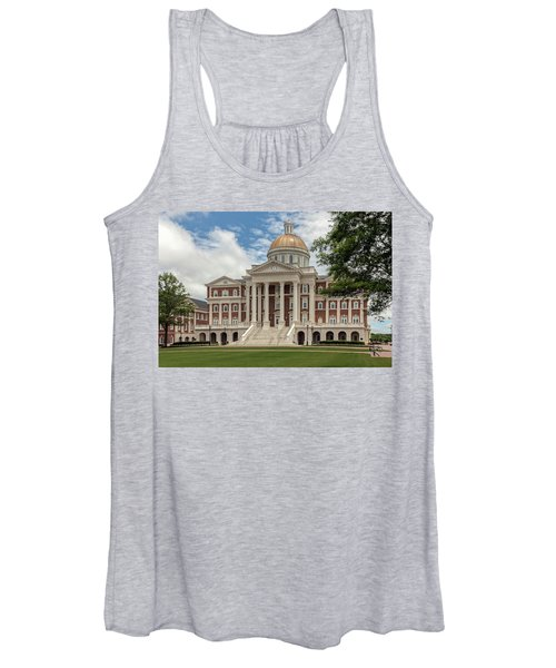 Christopher Newport Hall Women's Tank Top