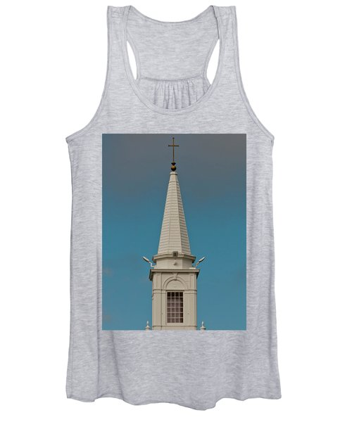 Church Steeple Women's Tank Top