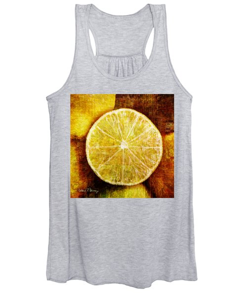 Citrus Women's Tank Top