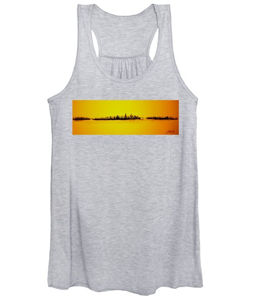 City Of Gold Women's Tank Top