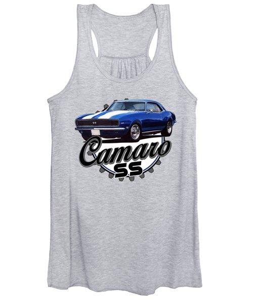 Classic Camaro Women's Tank Top