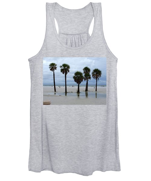 Clearwater Beach Women's Tank Top
