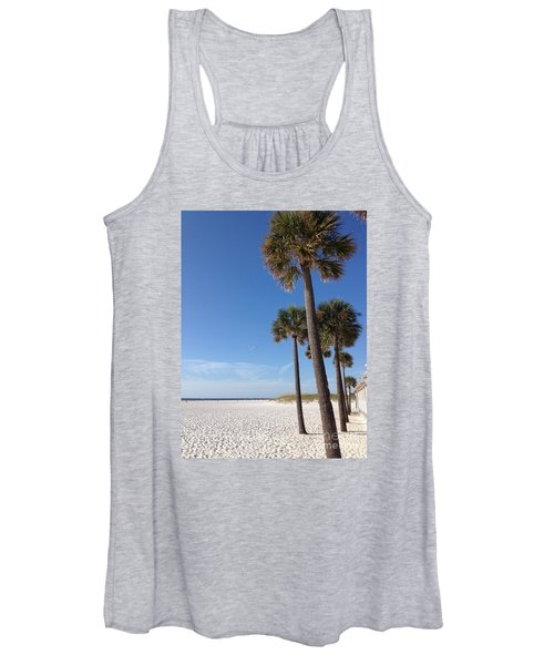 Clearwater Palms Women's Tank Top