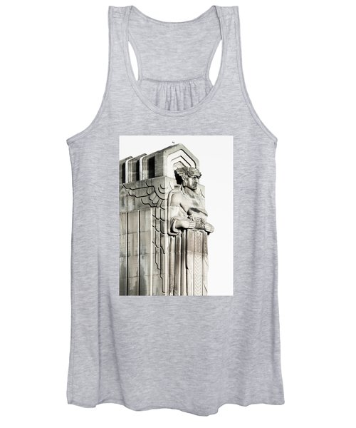 Cleveland Icon Women's Tank Top