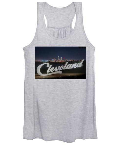Cleveland Pride Women's Tank Top