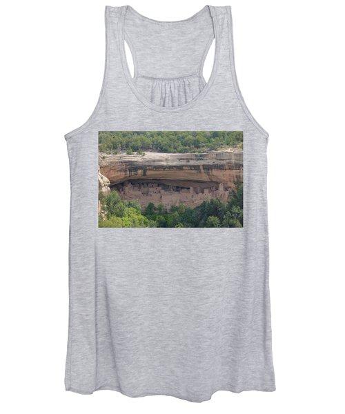 Cliff Palace Mesa Verde Women's Tank Top