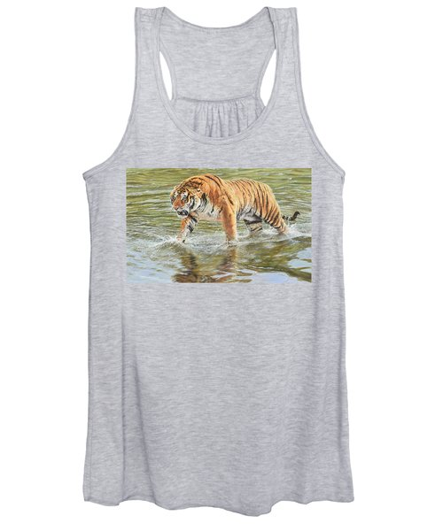Closing In Women's Tank Top