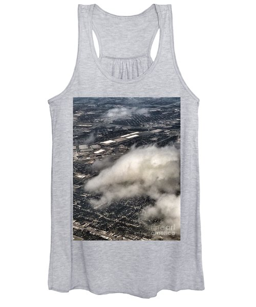 Cloud Dragon Women's Tank Top