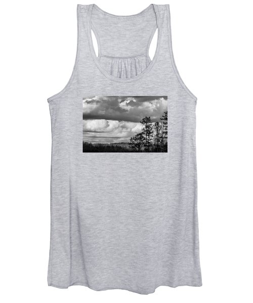 Clouds 2 Women's Tank Top